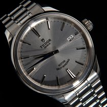 Tudor Style Automatic All Stainless Steel  (38 MM) 12500.0001