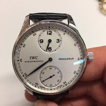 IWC Portugieser Regulateur