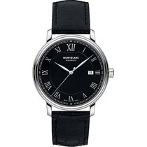 Montblanc 116482 Steel 2020 Tradition 40mm new