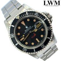 Rolex Submariner Date 1680 Muy bueno Acero escluso corona  40mm Automático
