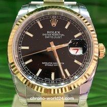 Rolex Datejust Ref. 116233 36mm LC100 ungetragen