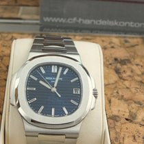 Patek Philippe Nautilus 5711-1P 40th years Anniversary   700 Pieces  New Nieuw Platina 40mm Automatisch