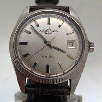 Ulysse Nardin pre-owned Automatic 35,5mm Silver Plexiglass