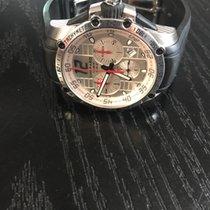 Chopard Cronograf 45mm Atomat 2014 folosit Superfast Argint