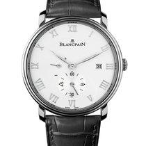 Blancpain Villeret Ultraflach 6606-1127-55 2020 neu