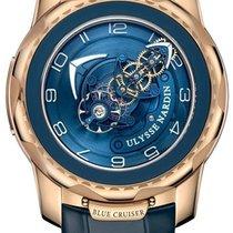 Ulysse Nardin Freak Cruiser Rose gold 45mm Blue United States of America, New York, Airmont