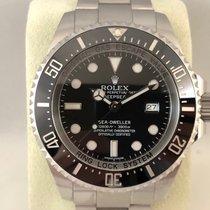 Rolex Sea-Dweller Deepsea brugt 44mm Stål