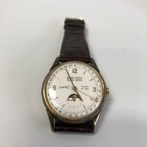 Eberhard & Co. Gold/Steel Automatic pre-owned