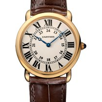 Cartier Ronde Louis Cartier pre-owned 36mm Rose gold