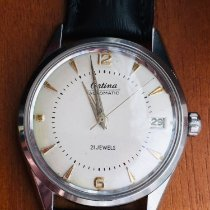 Certina 34mm Automatic 1951 pre-owned Champagne