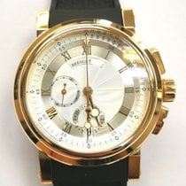 Breguet Red gold Automatic 42mm Marine