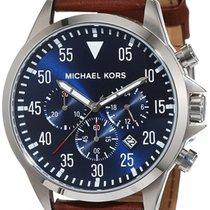 b4731cc33 Michael Kors Gage Chronograph Blue Dial MK8362 Men's Watch for $164 ...