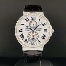 Ulysse Nardin Marine Chronometer 43mm Steel 43mm Roman numerals United States of America, New York, New York