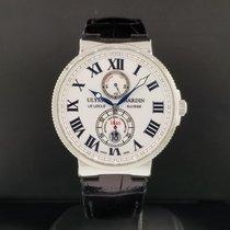 Ulysse Nardin Marine Chronometer 43mm 263-67/40 2010 подержанные