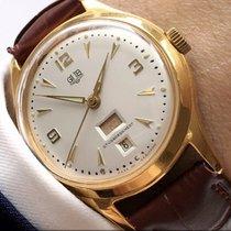 Glashütte Original Gold/Stahl 35mm Handaufzug VINTAGE AUTOMATIC AUTOMATIK SPEZIMATIK SPEZIMATIC DATE DATUM gebraucht Österreich, Vienna (Europe)