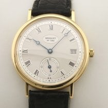 Breguet Or jaune 34,5mm Remontage automatique 5920 Automatic occasion