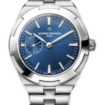 Vacheron Constantin Overseas Steel Blue United States of America, Florida, North Miami Beach