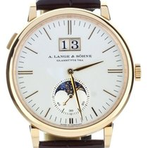 A. Lange & Söhne Saxonia Rose gold 40mm White United States of America, Illinois, BUFFALO GROVE