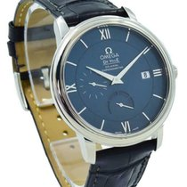 Omega De Ville Prestige Steel 40mm Blue United States of America, Indiana, Carmel