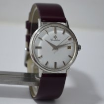 Cortébert Steel 34mm Automatic 2979310 pre-owned India, MUMBAI