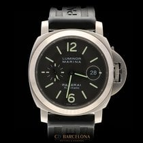 Panerai Luminor Marina Automatic Titane 44mm Brun Arabes