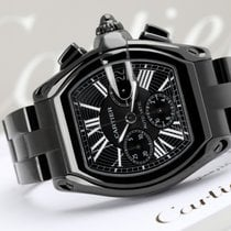 Cartier Roadster W62020X6 Very good Steel Automatic