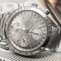 Omega Speedmaster Day Date Steel 39mm Silver No numerals Singapore, Singapore