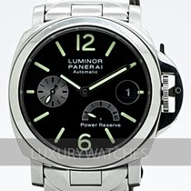 Panerai Luminor Power Reserve Steel 40mm Black