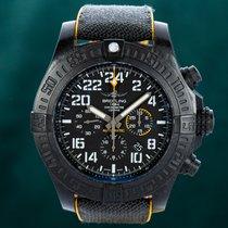 Breitling Avenger Hurricane 50mm Black Arabic numerals