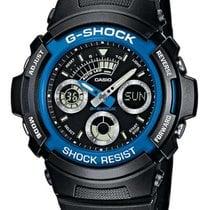 Casio G-Shock Zeljezo 46mm Plav-modar