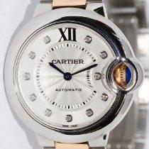 Cartier Ballon Bleu 33mm Stahl 33mm Silber Römisch Deutschland, Berlin