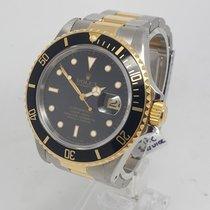 Rolex Submariner Date 16803 Very good Gold/Steel 40mm Automatic United Kingdom, Shrewsbury