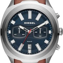 Diesel Steel 48mm Quartz DZ4508 new Singapore, Singapore