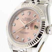 Rolex Lady-Datejust новые 2019 Автоподзавод Часы с оригинальными документами и коробкой 279174