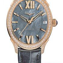 Vulcain Reloj de dama 37.6mm Automático nuevo Reloj con estuche y documentos originales 2014