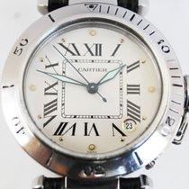 Cartier Staal 35mm Automatisch Pasha tweedehands