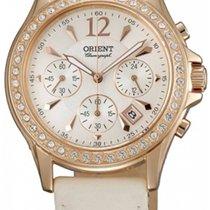 Orient Women's watch 37mm Quartz new Watch with original box and original papers
