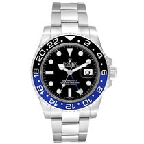 Rolex GMT-Master II 116710 2017 pre-owned