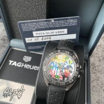 TAG Heuer Formula 1 Quartz Steel 41mm White