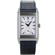 Jaeger-LeCoultre Reverso Duoface Steel 42mm Silver