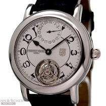 Frederique Constant Tourbillon Ref-FC-800 AS3H6 Stainless...
