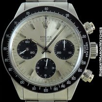 Rolex Daytona 6240 Mk 1 Millerighe Pushers Steel