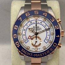 Rolex Yacht-Master II steel/pink gold 116681
