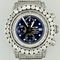 Breitling Super Avenger Steel 51mmmm Mother of pearl Arabic numerals United States of America, Georgia, Atlanta