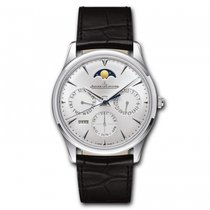 Jaeger-LeCoultre Master Ultra Thin Perpetual Stahl Schweiz, Morges