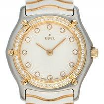 Ebel Classic Gold/Stahl 27mm Silber Deutschland, Stuttgart
