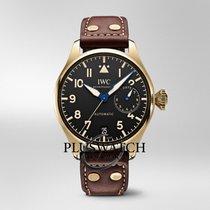 IWC Bronze Automatic Black Arabic numerals 46,2mm new Big Pilot