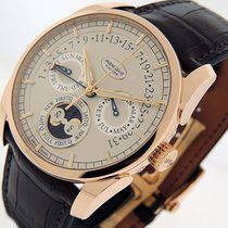 Parmigiani Fleurier new Automatic 40mm Rose gold Sapphire crystal