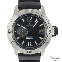 Jaeger-LeCoultre Master Compressor Diving GMT Titán 46mm Fekete Arab