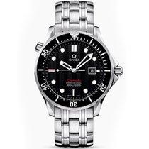 Omega Seamaster Diver 300 M Steel 41mm Black